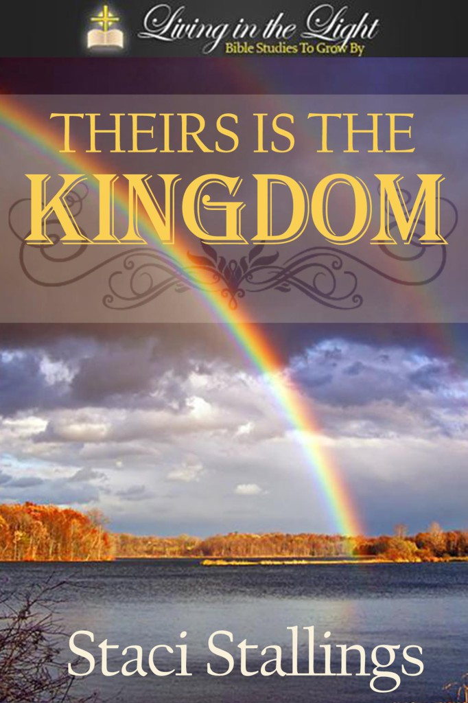 Theirs is the Kingdom Cover Final 1-23-2014