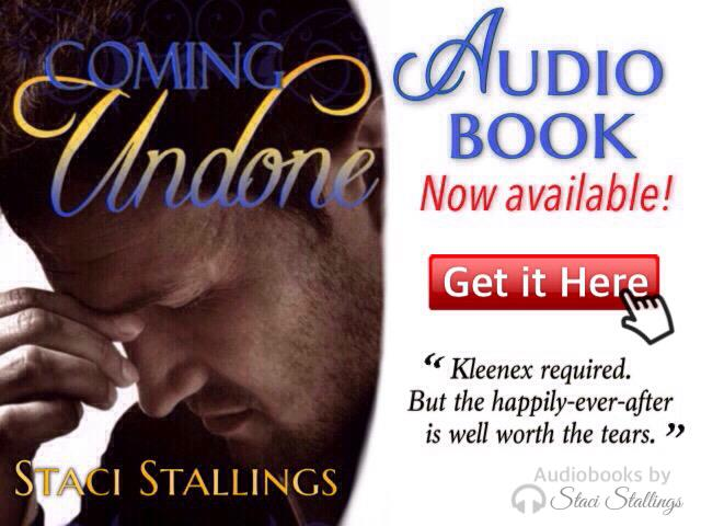 Coming Undone Audio